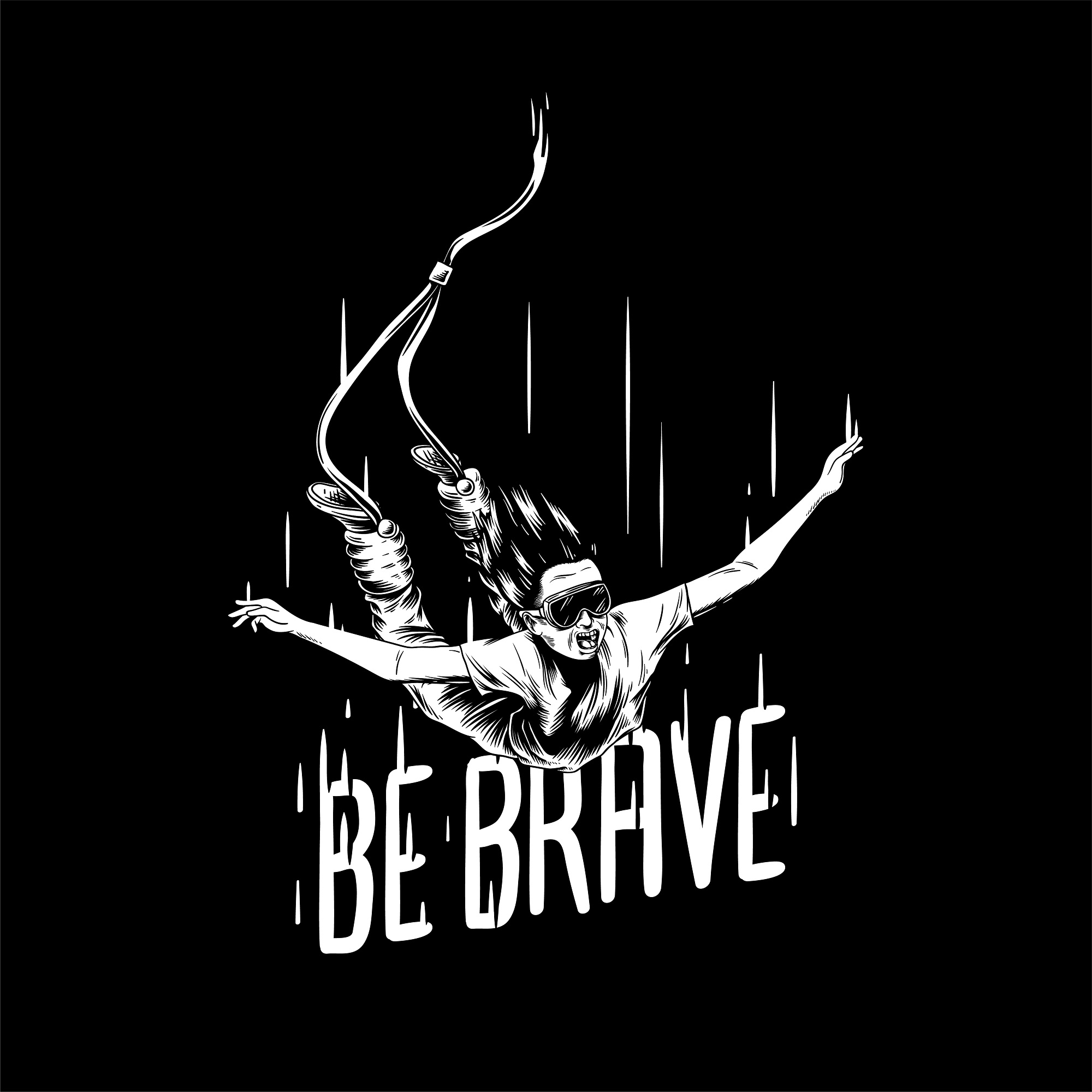 Stop Trying to be Strong…Live Bravely